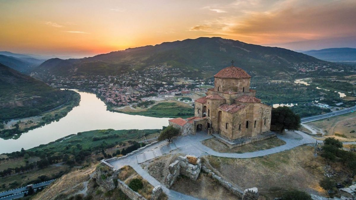 گرجستان نامه – سفر به متسختا و جواری چرچ بخش سوم