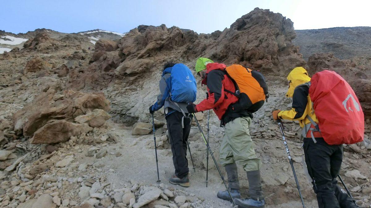چطور کوهنوردی رو شروع کنیم؟
