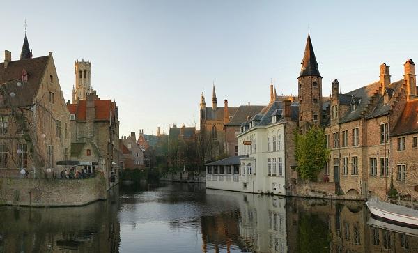 بروژ، بلژیک
