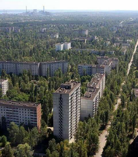 چرنوبیل - اکراین